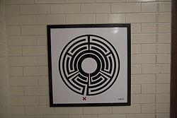 Mark Wallinger Labyrinth 248 - Hammersmith (Met).jpg