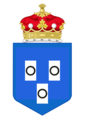 Marquess of Trelissick Crest with Coronet.png