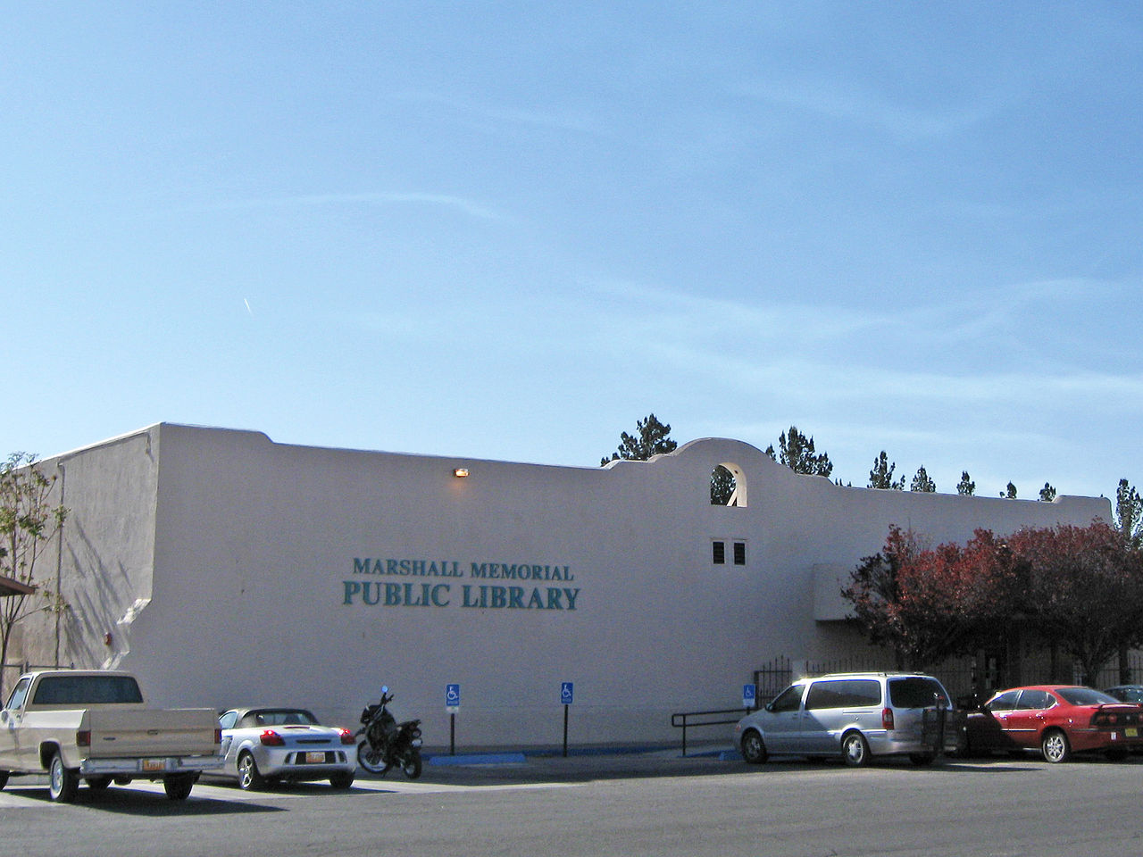 File:Marshall Library ...
