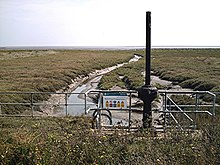 Marshhouse Outfall - Seaward side - geograph.org.uk - 240785.jpg