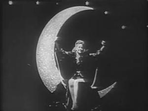 Martha Stewart (actress) - Image: Martha Stewart Somebody's Walking in My Dream in Doll Face