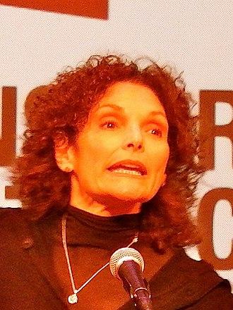 Mary Elizabeth Mastrantonio - Mastrantonio at the 'Gimme A Break!' Transport Group Gala 2013