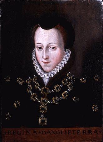 Thomas Randolph (ambassador) - Mary, Queen of Scots, c.1558-1560