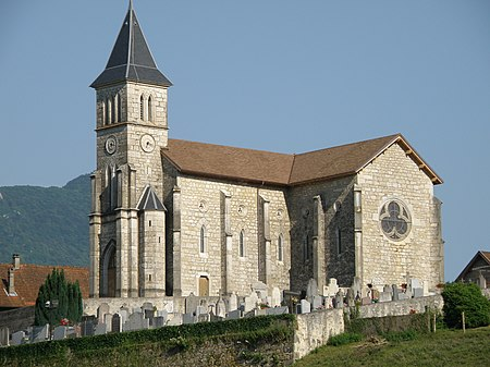 Église Saint-Martin de Massignieu-de-Rives