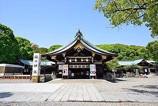 Masumida Shrine Shinto shrine in Aichi Prefecture, Japan