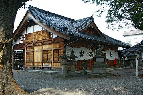 松本神社 - Wikipedia