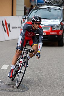 Matthew Busche Racing cyclist