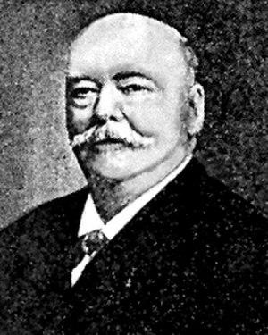 Maurice Leblanc (engineer) - Maurice Leblanc