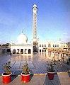 Mausoleum of Pir Meher Ali Shah.jpg