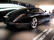 maybach exelero - wikipedia