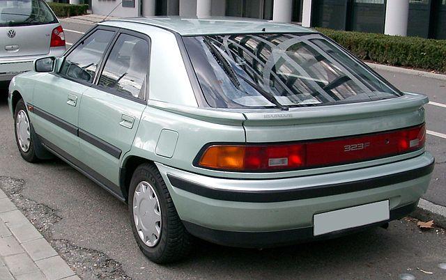 Mazda 323F 1.9i (BG)