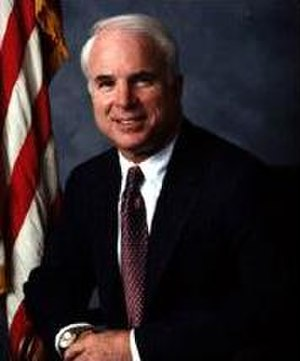 Arizona's 1st congressional district - Image: Mc Cain Portrait
