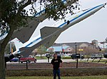 Me at the Space Center in Houston - panoramio.jpg