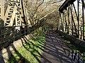 Meccano Bridge, Compton, Wolverhampton - geograph.org.uk - 623885.jpg