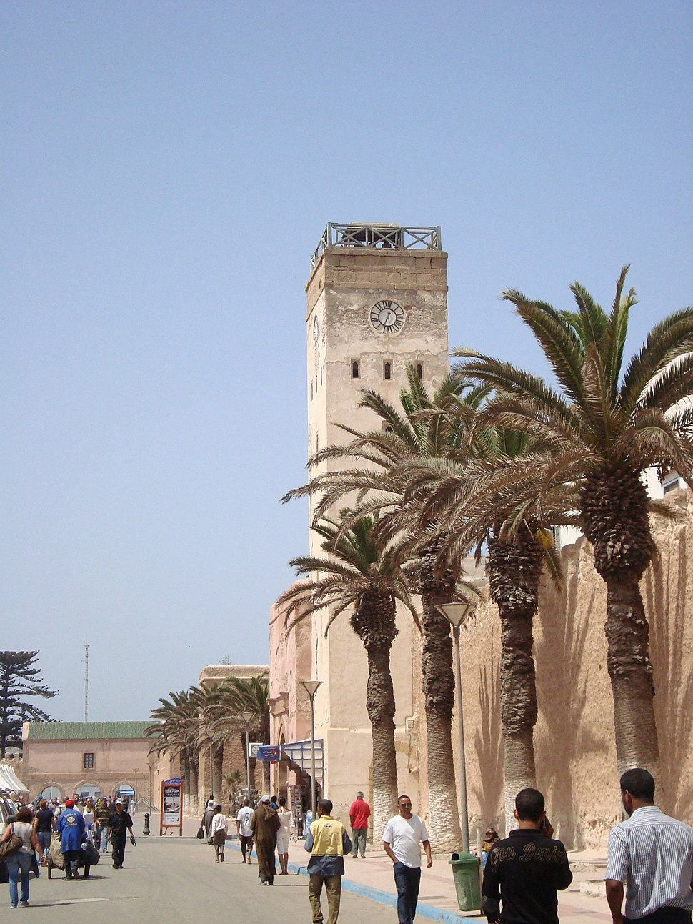 Medina of Essaouira (formerly Mogador)-113160