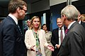 Meeting of Federica Mogherini, High Representative of the European Union for Foreign Affairs and Security Policy and Sven Misker, Estonian Minister of Foreign Affairs IMGM3772 (35495194601).jpg