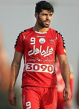Mehdi Taremi in training.jpg