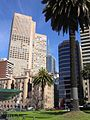 Melbourne skyline viewed from Spring Street.jpg