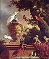 Melchior d'Hondecoeter - The Menagerie - WGA11642.jpg