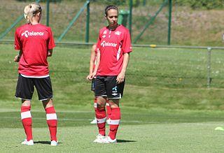 Melissa Bjånesøy American-born Norwegian footballer