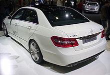 Mercedes-Benz W212 E 350 BlueTEC Heck.JPG