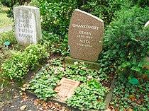 Meta Omankowsky, Friedhof Reinickendorf - Mutter Erde fec.JPG