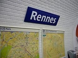 Rennes (Métro Paris)