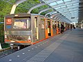 Metrostation Ganzenhoef Metro 53 - panoramio.jpg