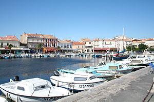 Mèze - Harbour
