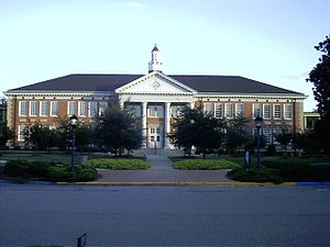 Middle Georgia College - Walker Hall