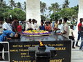 Mgr Memorial - the tomb.JPG