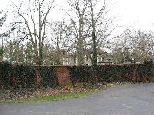 Micah Newby House