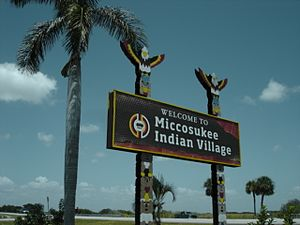 Miccusokee Indian Village - Florida A.JPG
