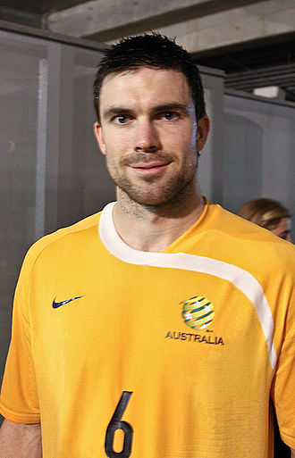 Michael Beauchamp - Michael Beauchamp with the Australia in 2009