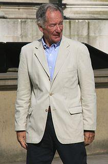 Michael Buerk BBC journalist and newsreader