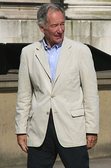 Michael Buerk, British Museum, London, 23 June 2012 - Britain's Secret Treasures Filming.jpg