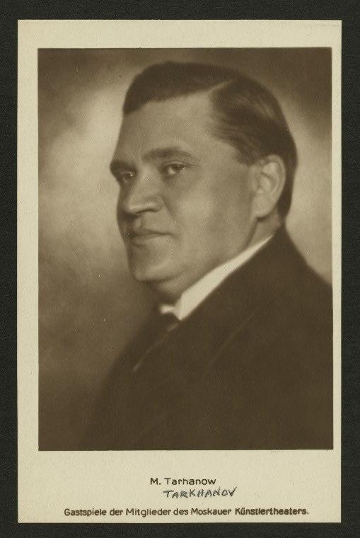 Michael Michailovich Tarkhanov