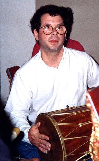 Michael Tenzer - Michael Tenzer in 1992