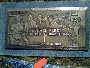 Trent Acid - Verdi's footstone