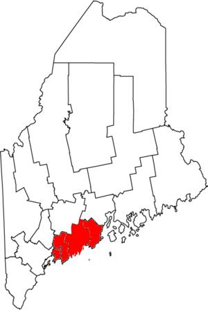 Mid Coast - Image: Mid Coast Maine