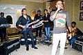 Mika Singh, Raghu Ram at Mika's birthday bash hosted by Kiran Bawa 14.jpg