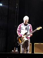 Mike McCready, durante el concierto de Pearl Jam en Berlín, 2006.