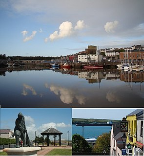 town and community in Pembrokeshire, Wales
