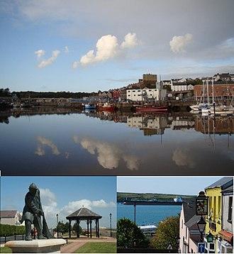 Milford Haven - Image: Milford Header