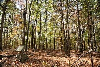 Millstone Bluff United States historic place