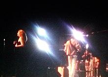 Mina e Pino Presti, concerto del 1º luglio 1978