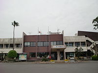 Minamikyushu City Hall Ei Branch.JPG