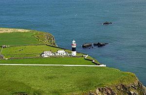 Mine Head Lighthouse - Image: Mine Head Lighthouse