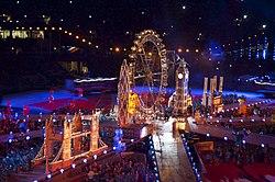 2012 Summer Olympics Closing Ceremony Wikipedia