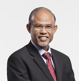 Masagos Zulkifli Singaporean politician